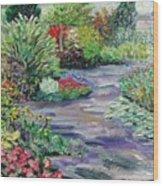 Amelia Park Blossoms Wood Print