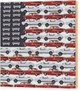 American Classics Wood Print