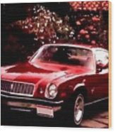 American Dream Cars Catus 1 No. 1 H B Wood Print