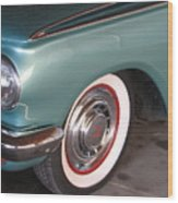 American Rambler Wood Print