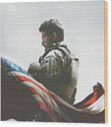 American Sniper 2014 Wood Print