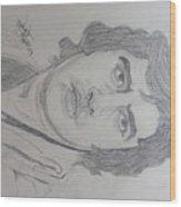 Amitabh Bacchan International  Actor  Wood Print