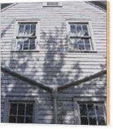 Amityville Wood Print