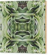 Ammonoosuc Green Wood Print