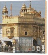 Amritsar Wood Print