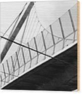 An Arrow Or A Sail Wood Print