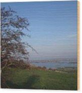 An Autumn Afternoon, Ireland Wood Print