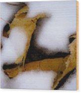 An Early Bury Wood Print