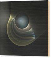 An Orb Wood Print