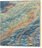 An Unprescedented View Wood Print