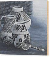 Anasazi Charm Wood Print