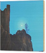 Anasazi Dreams Wood Print
