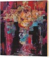 Anasazi Serenade 003 Wood Print