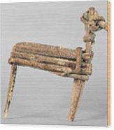 Anasazi Split-twig Figure Wood Print