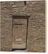 Ancient Doorways 2 Wood Print