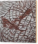 Ancient Dreams - Tile Wood Print