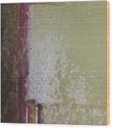 Ancient Wall Wood Print
