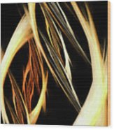 Andee Design Abstract 65 2017 Wood Print