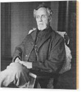 Andrew Still, 1828-1917, Founder Wood Print