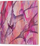 Aneurysm Wood Print