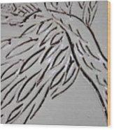 Angel - Tile Wood Print
