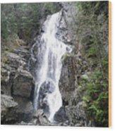 Angel Falls Wood Print