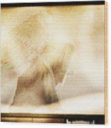 Angel I Wood Print