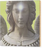 Angel Of Devotion No. 12 Wood Print