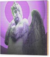 Angel Of Youth No. 02 Wood Print