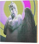 Angel Of Youth No. 03 Wood Print