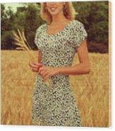 Angela Wheat-0781 Wood Print