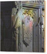 Angelic Escort Wood Print