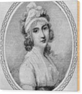 Angelica Schuyler Church Wood Print