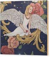 Angels Dream Wood Print