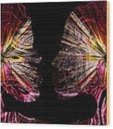 Angels Inside Wood Print