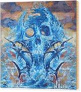 Angler Heat II Wood Print