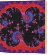 Angora Butterfly Wood Print