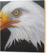 Animal- Eagle Wood Print