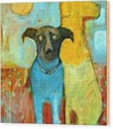 Animal Farm 225 Wood Print