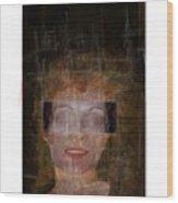 Ann Hos Wood Print
