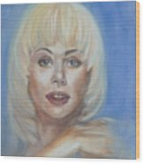 Ann Jillian Wood Print