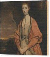 Anne Seymour Damer  Wood Print