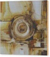 Ann's Dish Wood Print