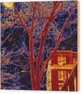 Another Brooklyn Night Wood Print