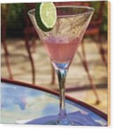 Another Cosmo Please Wood Print
