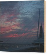 Another Sunrise At The Mam Wood Print