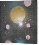 Another Unknown Galaxia Wood Print
