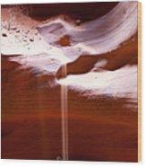 Antelope 15 Wood Print