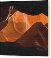 Antelope No 2 Wood Print
