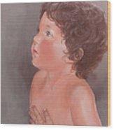 Anthony Leonard Wood Print